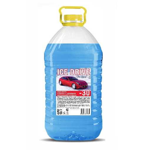 nezamerzaika ice drive 7 - Незамерзайка 'Ice Drive' -40ºС